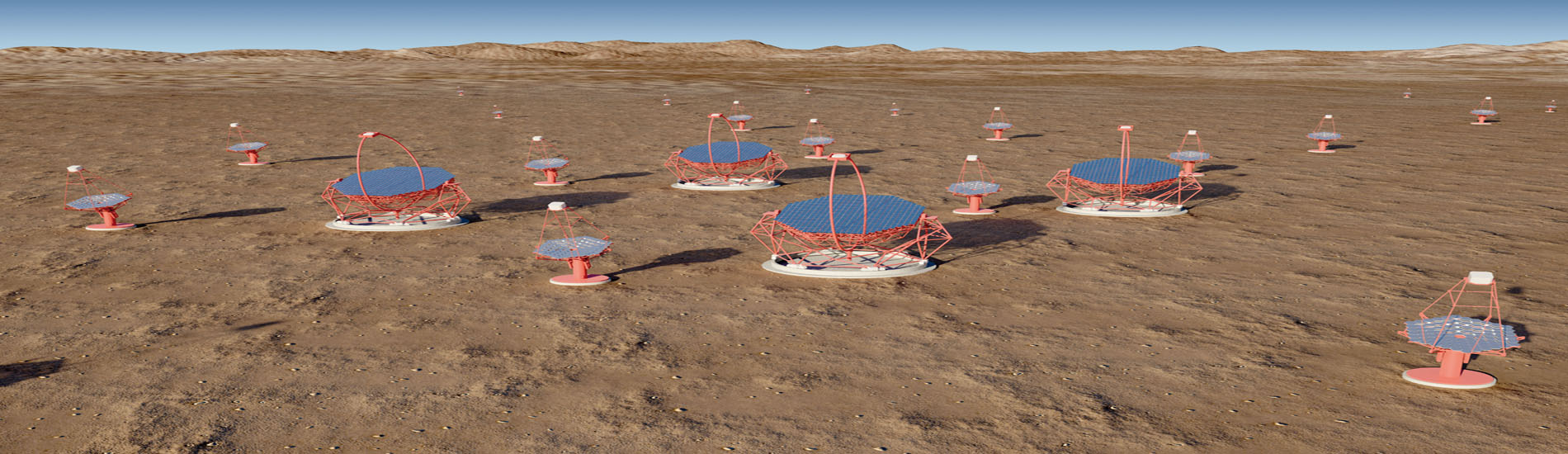 Масив Черенковських Телескопів