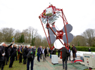 Відкриття прототипу СТА телескопу